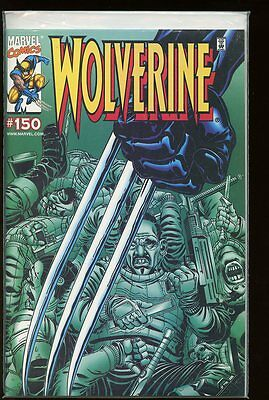 WOLVERINE #150 NEAR MINT 2000 DYNAMIC FORCES VARIANT W/ COA bin-2017-0619