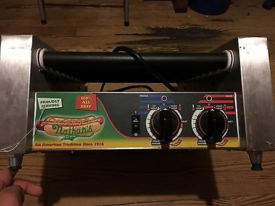 Commercial Hot-Dog-Rollerl-Box-amp-Sneeze-Guard-Cover-nathans