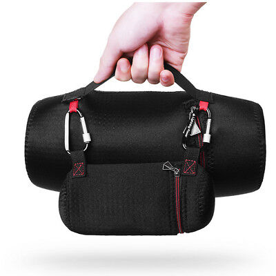 Carry Case for JBL XTREME Protective Sleeve Cover Bag with Adapter Bag