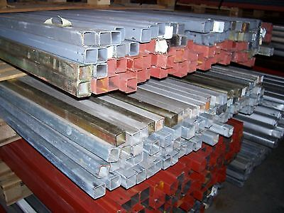 40x40 steel fence posts stock yards trailer