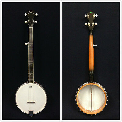 Brand New Caraya BJ-005OB 5-String Open-Back Banjo w/Free gig bag