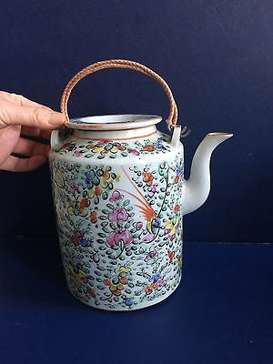 Antique? or Vintage Chinese Export Porcelain Teapot
