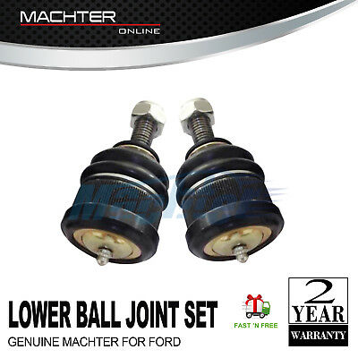 2XFront Lower Ball Joints Kit For Ford Falcon  AU 1/2/3 BA BF Fairlane LTD BJ426