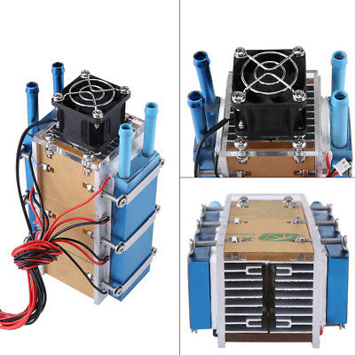 6-chip 360W Semiconductor Refrigeration DIY Set Air Cooling Water-cooled Cooler
