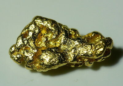 Gold Nugget 0.53 Grams (Australian Natural)