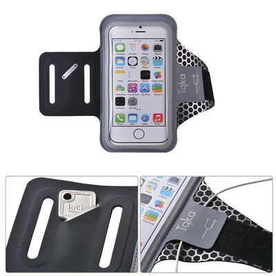 Tqka Armband Case Sports GYM Running Exercise Arm Band Holder For iPhone 7 KA11