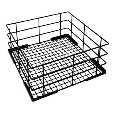 Vogue Wire High Sided Glass Basket 350mm