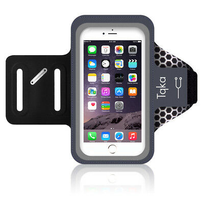 For iPhone 7 6S 6 Plus Armband Case Sports Running Jogging Cover Holder KA019