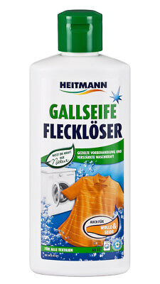 Heitmann 3413 Gallseife Flecklöser 500 ml