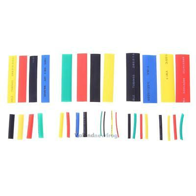 328x Heat Shrink Tubing Tube Assortment Wire Cable Insulation Sleeving Wrap Kit