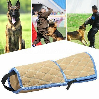 Dog Bite Sleeve Arm Protection Free Training Young Police Pet Shepherd Supplies