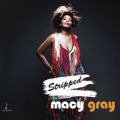 Macy Gray - Stripped Vinyl LP (LP389)