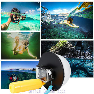 Underwater Dome Port Cover Photography Diving Hood for GoPro Hero 4/3+ Protect