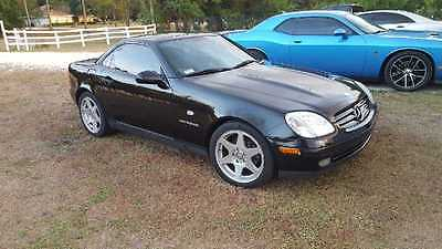 2000 Mercedes-Benz SLK-Class  2000 Mercedes Benz SLK230