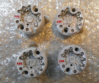 LOT OF 4: ABB TTH300-Y0 Temperature Transmitter
