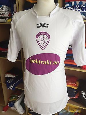 Trikot Team Jobbfrukt (XL)#1 Umbro Norwegen Norway Shirt Maglia Jersey