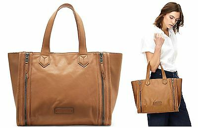 NWT! Liebeskind Berlin Annika Leather Shoulder Bag, Toasted Coffee (FREE S&H!)