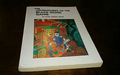 The Adventures of the Black Hand Gang Book 1970s
