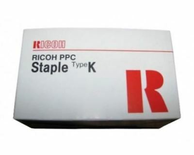 Genuine Ricoh 410801 530R-AM Type K Staple Cartridge ( lot of 5 )