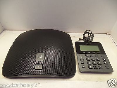CISCO CP-8831-K9 UNIFIED IP CONFERENCE PHONE 8831 with speaker and keypad READ