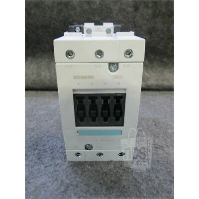 Siemens 3RT1045-1AC20 Magnetic Contactor, 24V, 80A, 3 Pole, Non-Reversing