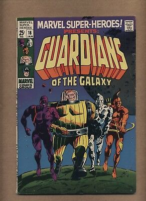 Marvel Super-Heroes 18 (Pretty-Nice!) 1st app. Guardians of the Galaxy (c#15030)