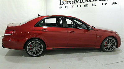 2015 Mercedes-Benz E-Class 4dr Sedan E 63 AMG S-Model 4MATIC E-Class Mercedes-Benz E-Class 4dr Sedan E 63 AMG S-Model 4MATIC Automatic Gasoli