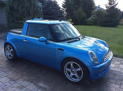 Mini: Cooper Pickup Truck 2005 Mini Cooper Red Bull North America