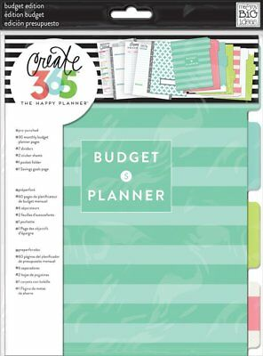 Create 365 Happy Planner Home Budget Extension Pack