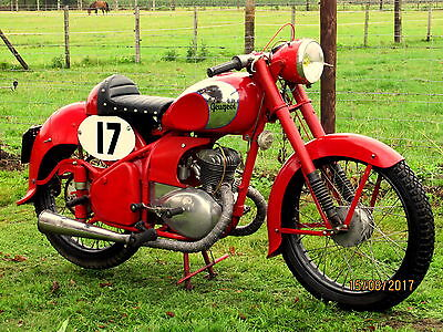 1957 Other Makes PEUGEOT, LOW RESERVE, FREE SHIPPING TO US & OTH  ORIGINAL CAFE-RACER, 60 YR. OLD PEUGEOT GRAND-SPORT, LOW RESERVE, FREE SHIPPING*