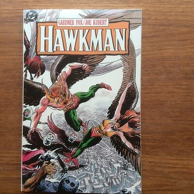 Hawkman TPB Collection Of Earliest Stories - DC Comics