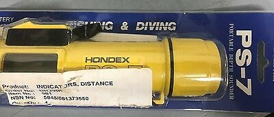 Hondex  PS-7 Portable Depth Sounder