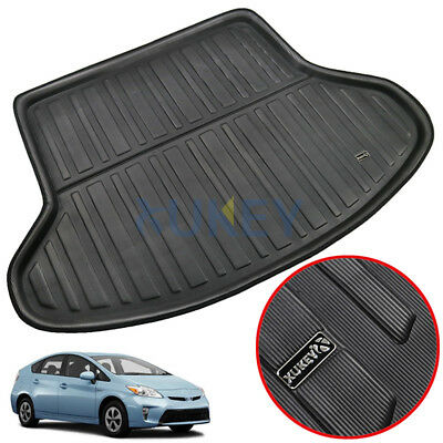 Fit For Toyota Prius 2004-2015 Hatch Rear Trunk Tray Boot Cargo Liner Floor Mat