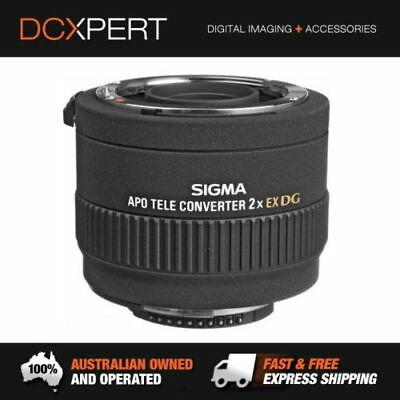 Sigma APO Teleconverter 2x EX DG for Sigma SA & SANDISK 32GB USB FLASH DRIVE