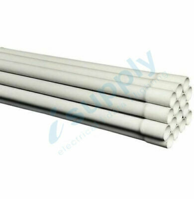 Electric Grey Md 20Mm Medium Duty Cable Conduit Duct Wholesale Price 4 Metre