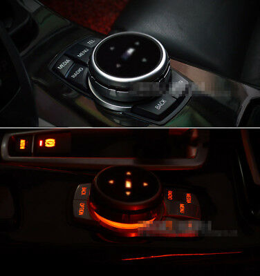 Multimedia Knob Cover For BMW auto Replacement Bigger IDRIVE Button NOT FOR F31