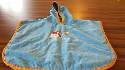 mothercare swimming poncho 1-2 years