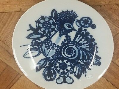 Rosenthal Plate Studio - Linie. Excellent Condition.