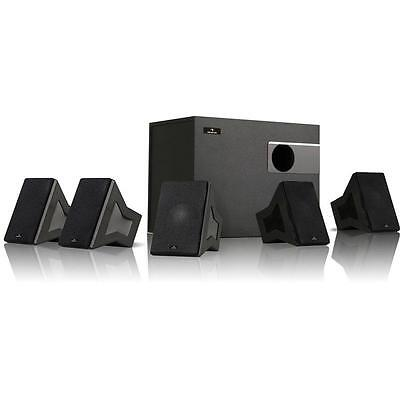5.1 surround Sound Active Speakers Subwoofer satellite System 40 W RMS Powerful