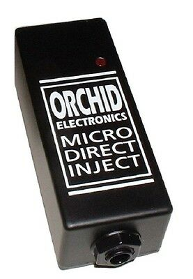 Orchid Electronics Micro DI box passive High Quality direct injection converter