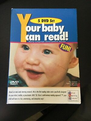 Your Baby Can Read! (Early Language Development Series)