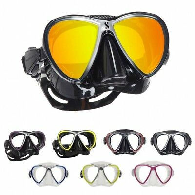 Synergy Twin Trufit Ultra Clear Tauchmaske von Scubapro