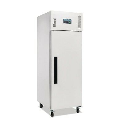 Polar Upright Freezer 600Ltr Stainless Steel