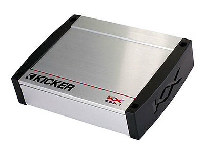 Kicker KX800.1 Class D Amp 800 RMS Monoblock Amplifier FREE WIRING KIT!