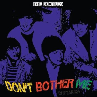 The Beatles Don T Bother Me Rockwell Ltd Edition Clear