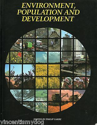 Environment, Population and Development by Open University (Paperback, 1991)