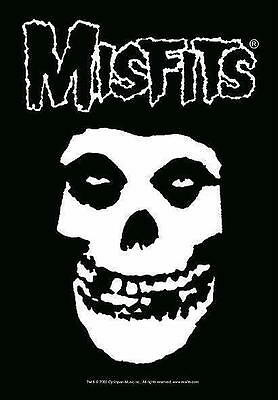 "Misfits Flagge / Fahne ""logo Fiend"" Poster Flag"