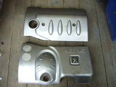 PEUGEOT 406 COUPE 2.2 HDI engine cover