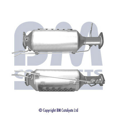FORD MONDEO Mk4 2.0D Diesel Particulate Filter DPF 07 to 10 462610RMP Soot BM