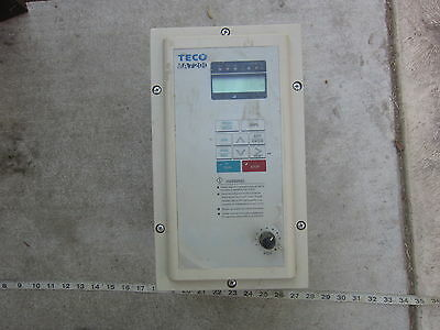 TECO-Westinghouse MA7200-4002-N4 3.4KVA AC Inverter Variable Frequency Drive